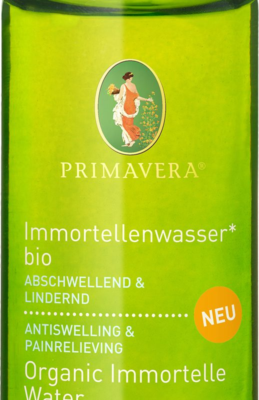 Immortellenwasser bio 100ml