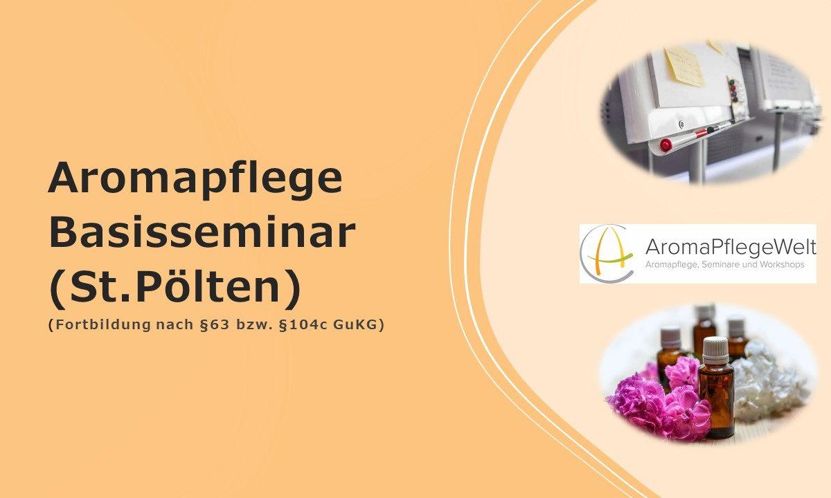 Aromapflege Basisseminar (St. Pölten)