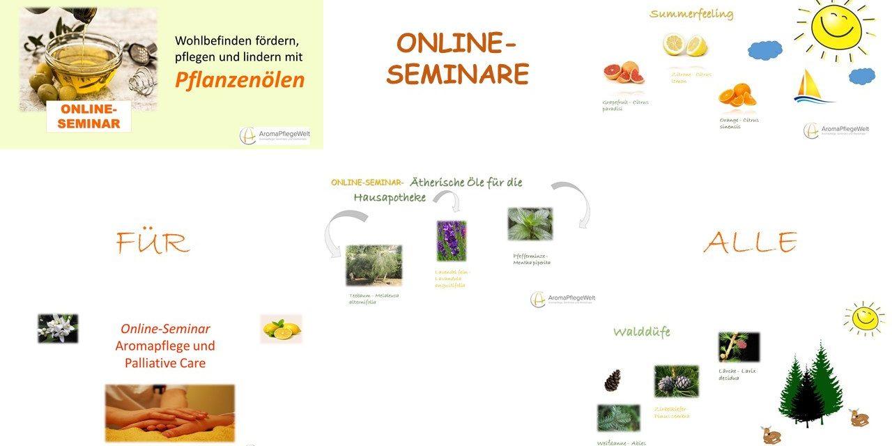 ONLINE-Seminare für alle